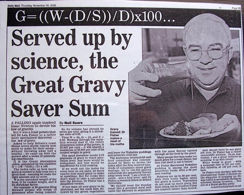 Great Gravy Saver Sum