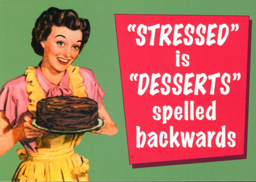 89. What is stress?