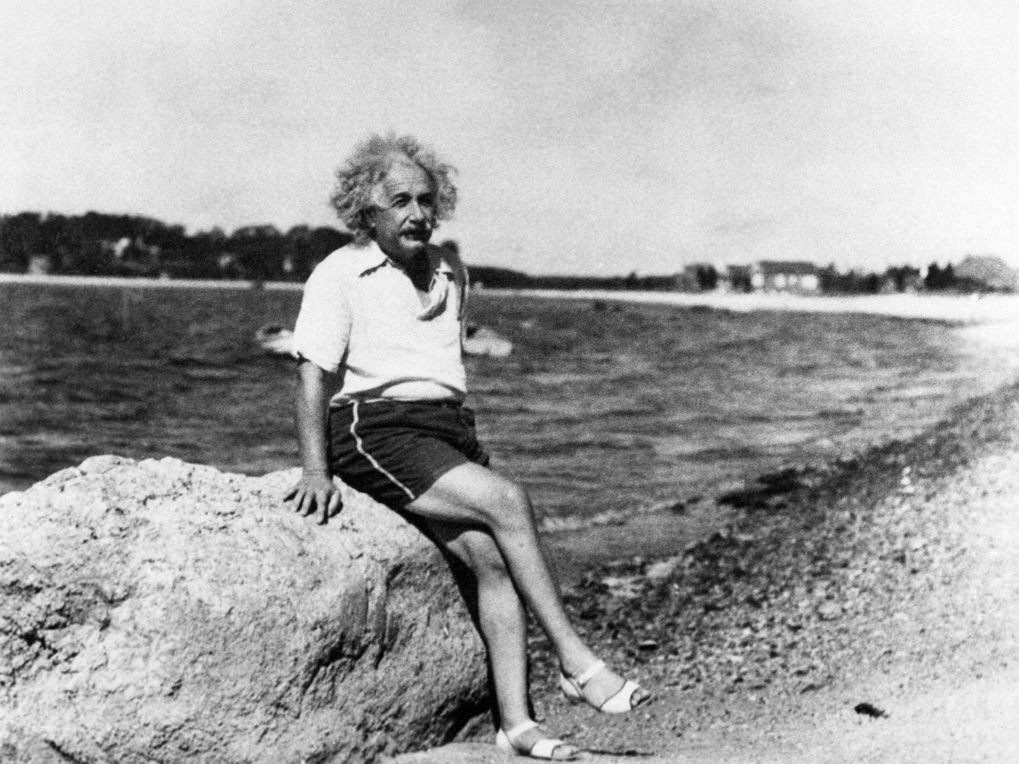 116. Einstein's sock (continued)