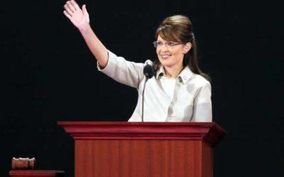 Let's invite Sarah Palin to present the Nobel Prizes