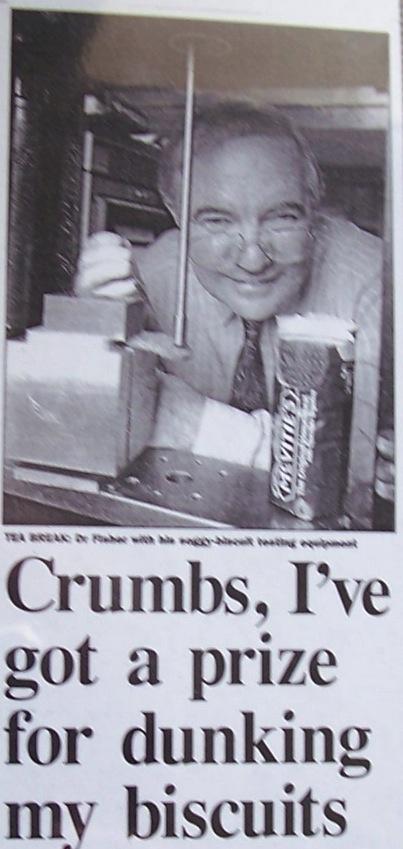 Crumbs I've Got a Prize