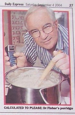 The Best Way to Stir Porridge
