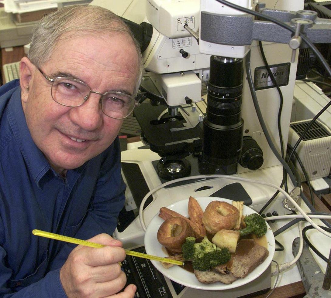 "49. ""Molecular gastronomy"" – the true story"