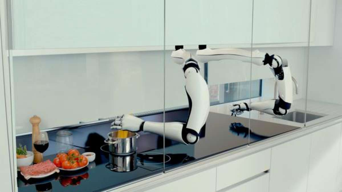 A machine that learns to cook by watching you