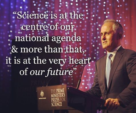 Australian politicians need to understand how science can REALLY be made profitable